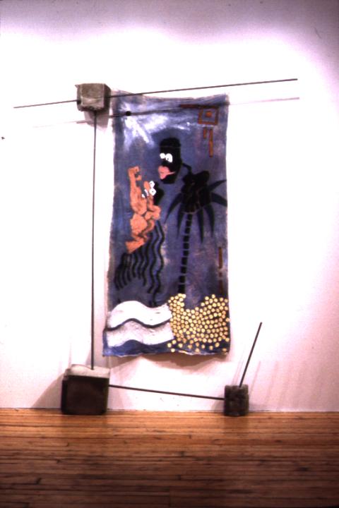 1990 : Portrait d'un Homme en Tabarnak